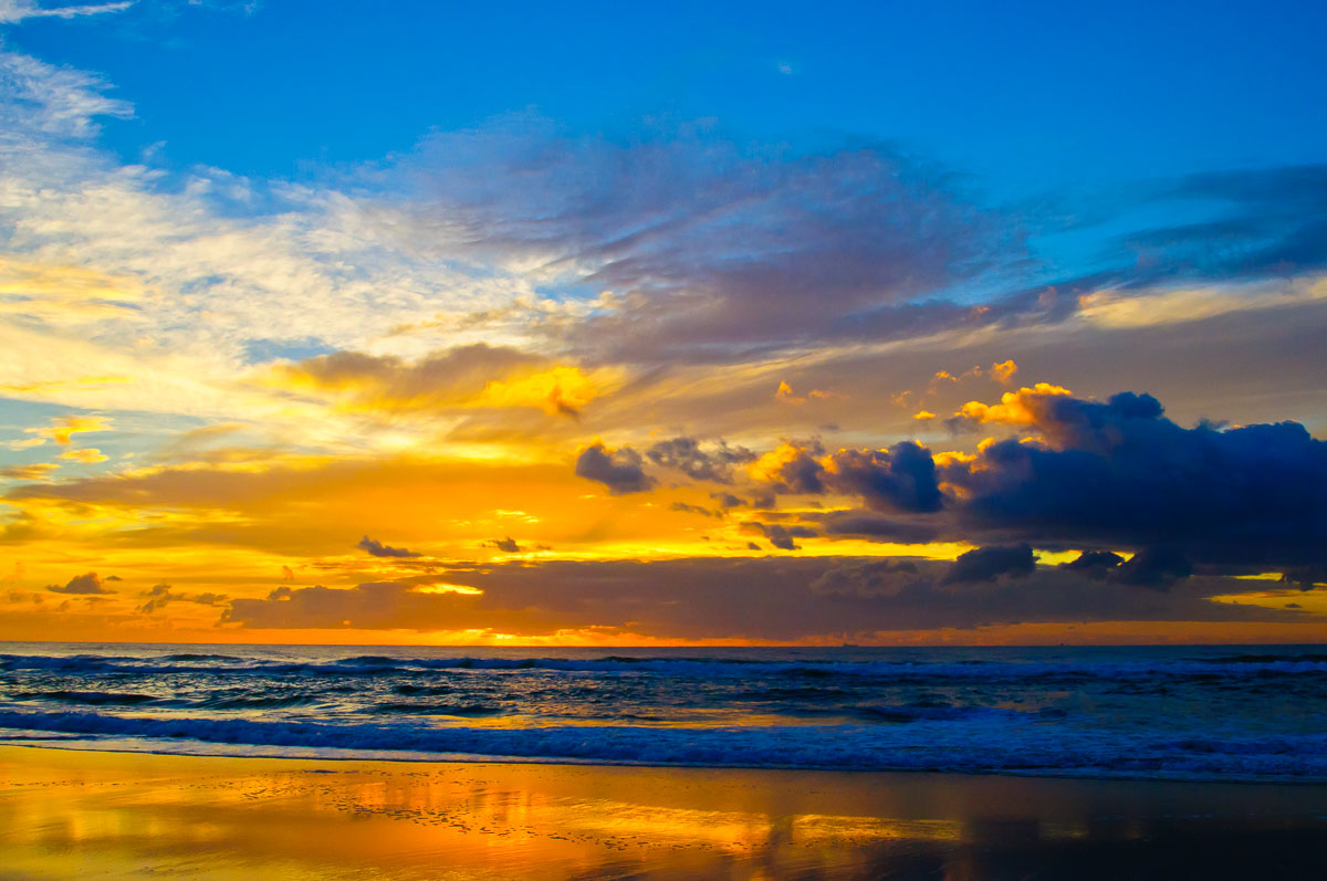 Sunrise, Bokarina Beach, Sunshine Coast, Australia