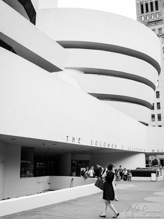 Guggenheim Gallery, New York City, USA