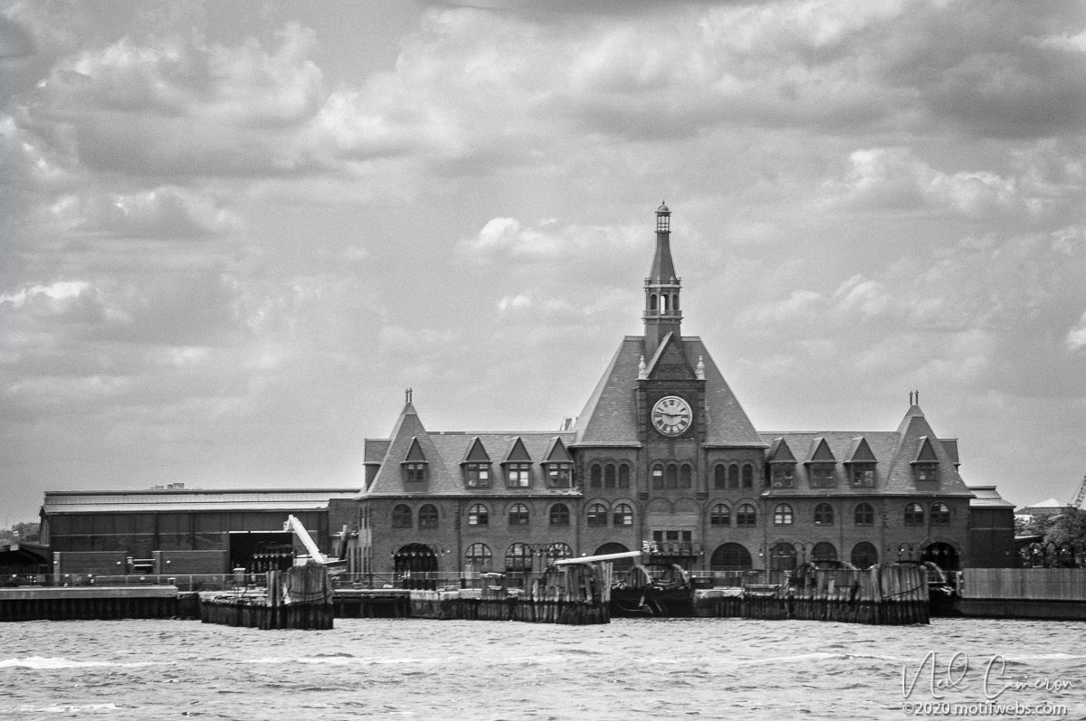 Staten Island Ferry Terminal, New York City, USA